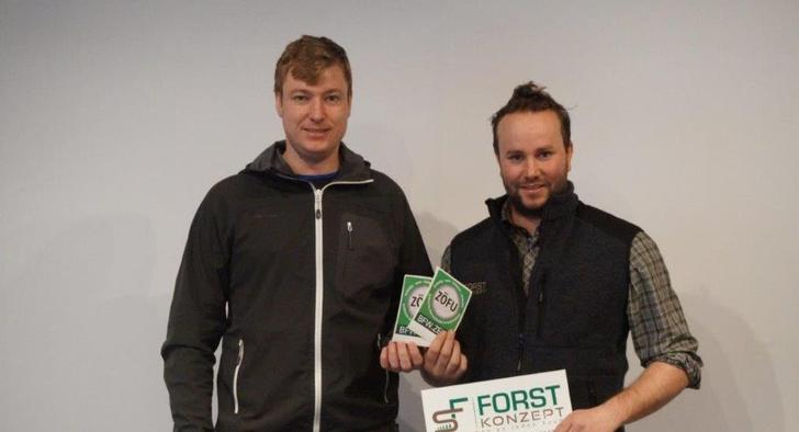 SF Forst Konzept ist das erste zertifizierte Forstunternehmen Vorarlbergs