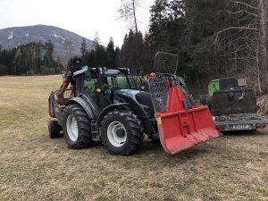 Leitungsfreischneiden – Hochspannungsleitung Tirol Pitztal
